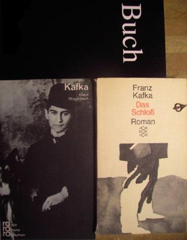 Kafka, Das Schloß och Spindelmühle   Bodil Zalesky